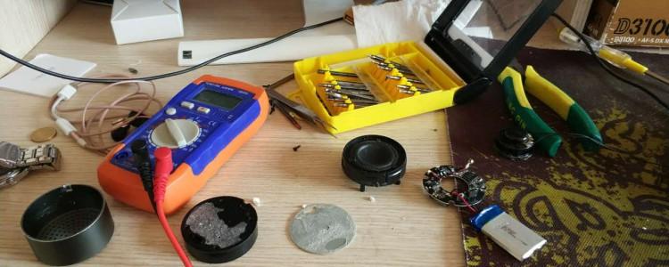 小米蓝牙音箱能连接但是没有声音BUG与修复办法。